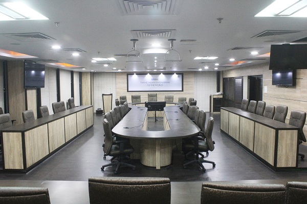 Full view of the Conference Room