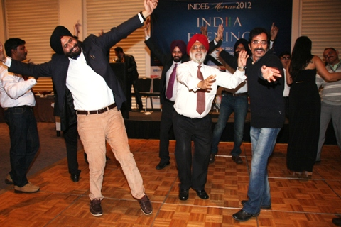 Taking 'bhangra' to Morocco