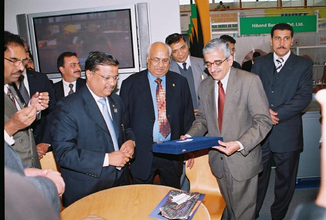 3-EEPC signs MOU with Chamber of Engineering Industry, Egypt on 23rd November.JPG