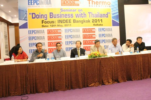 Seminar on Doing Business with Thailand Focus INDEE Bangkok