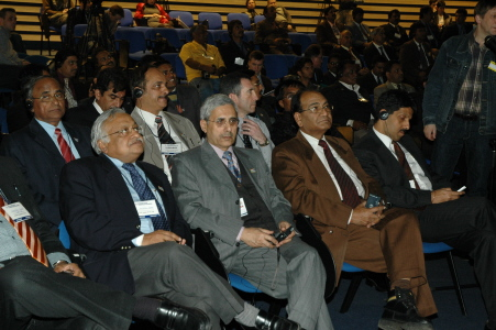 Audience at INDEE Inaugural function