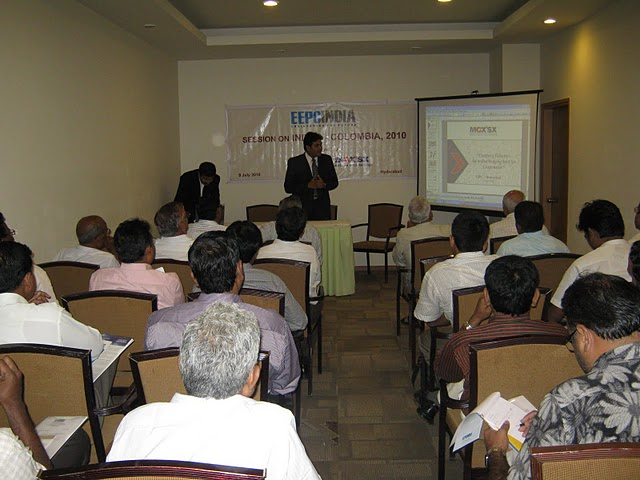 Presentation by Shri Madhav Reddy, Vice President - Business Development,...