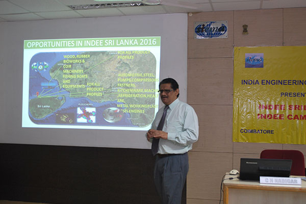 Presentation on opportunities -INDEE SRI LANKA in progress