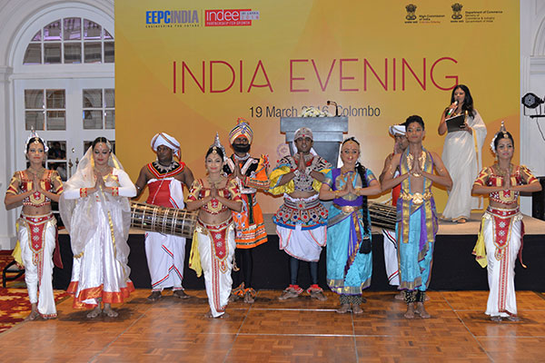 Dance Troop at India Evening