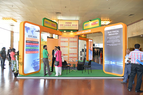 EEPC India`s Theme Pavilion at INDEE Sri Lanka 2016