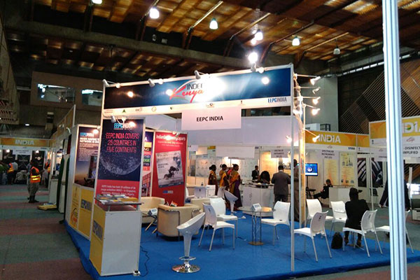 EEPC India Pavilion at INDEE KENYA