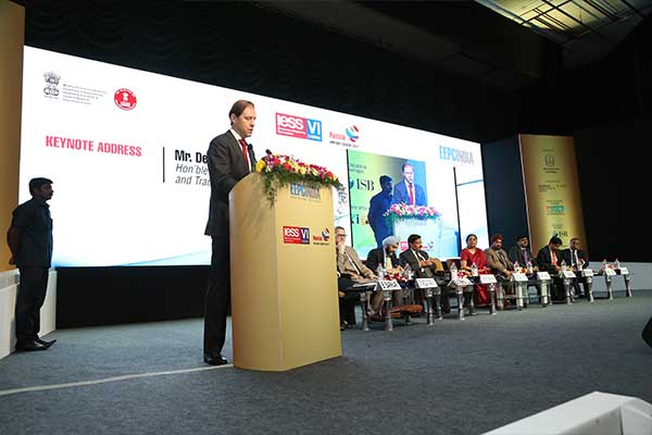 Keynote Address by Mr. Denis Manturov, Minister of Industry and Trade of the Russian Federation during the inauguration of International Engineering Sourcing Show (IESS) VI