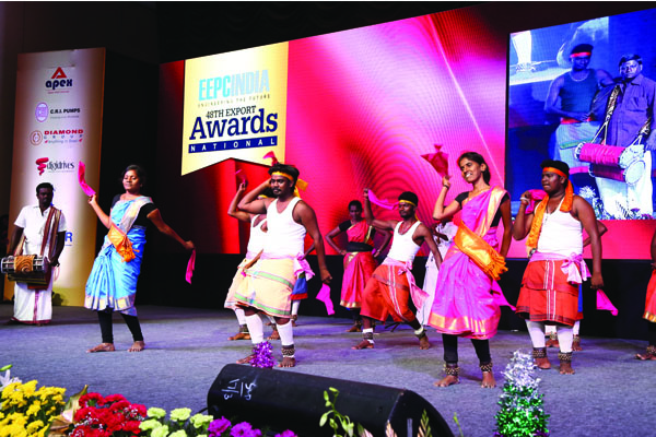 Cultural Programme at 48th National Export Awards