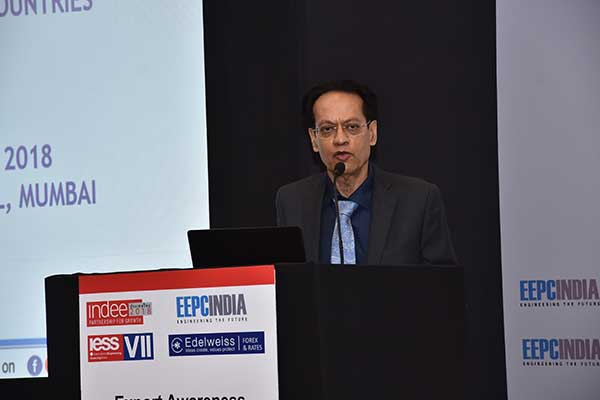 Vote of Thanks by Mr. Anoop Marwaha, Dy. Regional Chairmen (W.R.), EEPC India