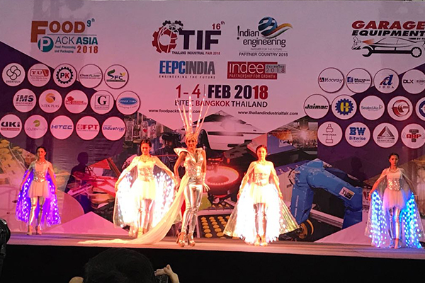 Cultural Performance on stage