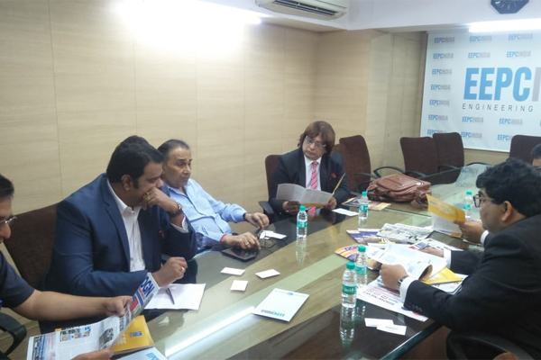 Visiting Delegation from Al Hilal Group, Bahrain to EEPC India