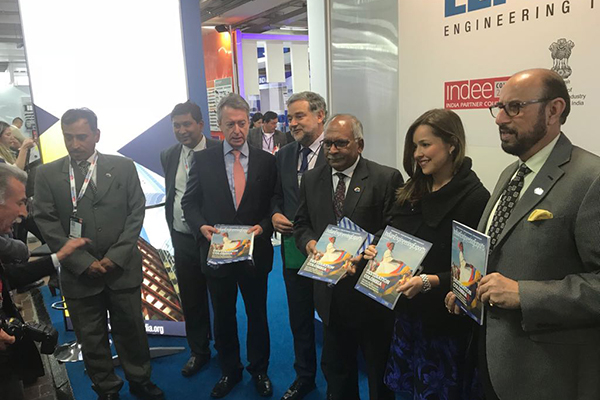 IE2 Launch by the Vice Minister of Colombia
