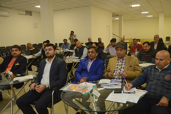 Participants at the Seminar