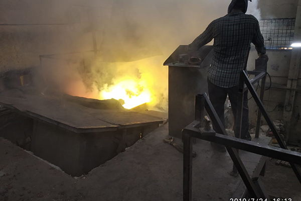 Harmful gases being released by the Brass Furnace is among the few challenges which is to be addressed new Closed Type Brass Furnace Developed by CSIR NML