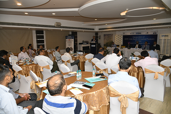 Glimpse of the audience during the Export Awareness session