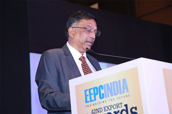 Vote of Thanks by Mr D N Rao, Dy Regional Chairman, EEPC India (SR)